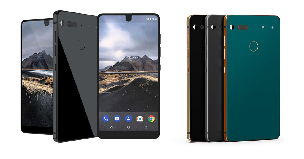 إسنشيال فون - Essential Phone